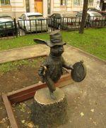 статуя кролика1