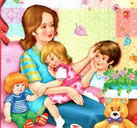 9 mama i deti1
