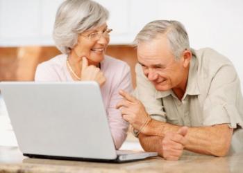 Новые услуги для людей пожилого возраста...