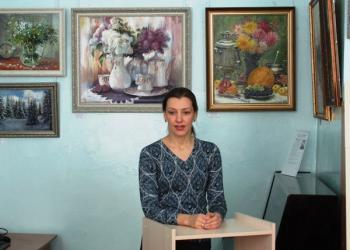 «Каменский вернисаж»: Встреча с художницей Ма...