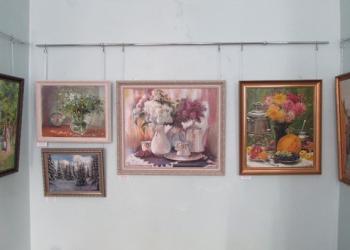 «Каменский вернисаж»: Выставка картин Ма...