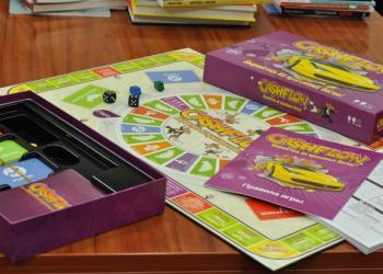 Увлекательная и полезная игра «cashflow»...