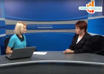 Программа диалог: В гостях у городского канал...