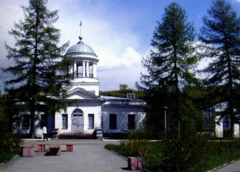 Здание конторы Каменского казенного чугунолит...